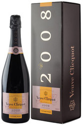 Veuve Clicquot Vintage Rose 2008 In Veuve Box (75cl)