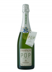 Pommery Pop Earth NV (75cl)