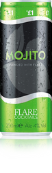 Flare Cocktails Mojito Can (250ml)