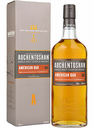 Auchentoshan American Oak Malt Whisky (70cl)