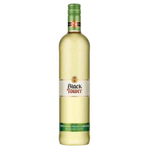 Black Tower Silvaner Pinot Grigio (75cl)
