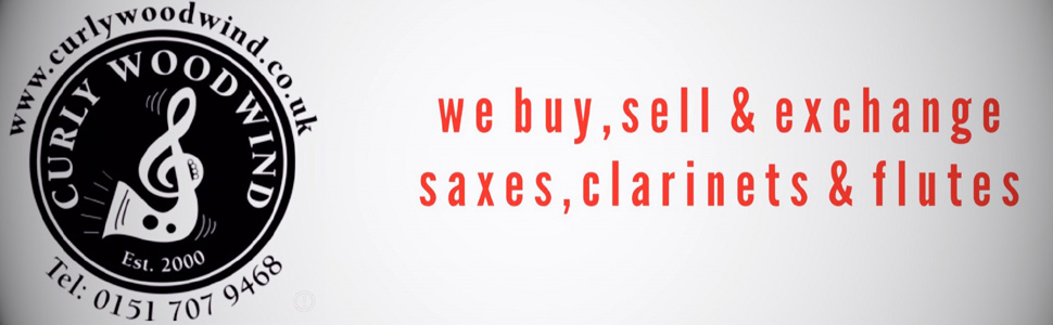 We buy saxophones. We sell Saxophones. We buy clarinets. We sell clarinets. We buy flutes. We sell flutes