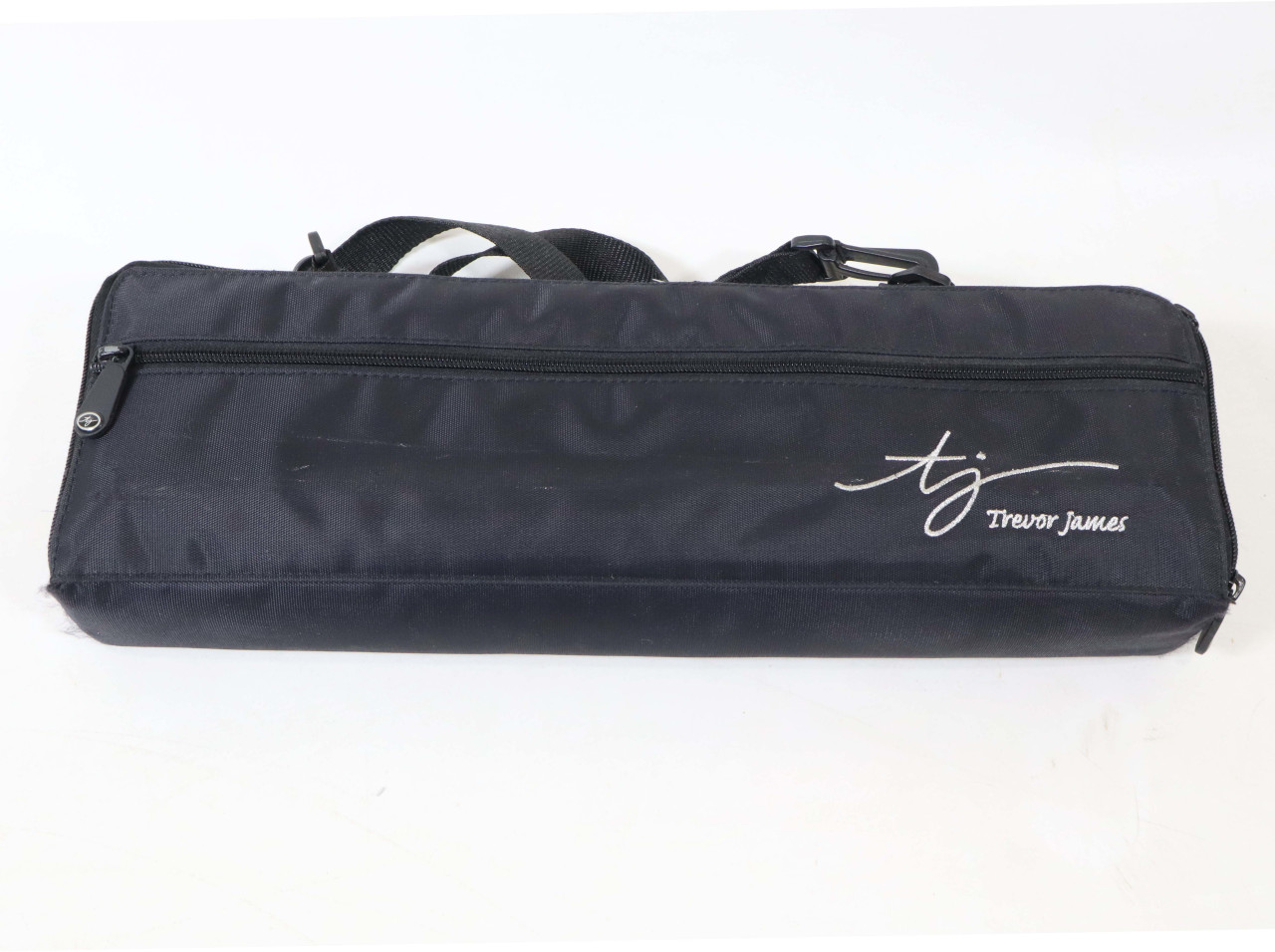 TREVOR JAMES 10XE FLUTE (CURVED & STRAIGHT HEAD JOINTS) - REFURBISHED 5