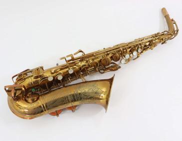 "BUESCHER ""BIG B"" ARISTOCRAT ALTO SAX c.1949 - REFURBISHED"