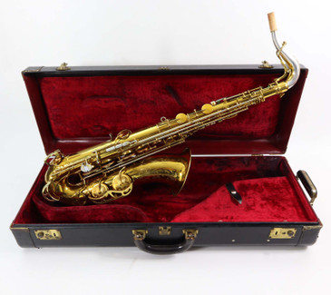 KING SUPER 20 TENOR SAXOPHONE c.1957 - REFURBISHED