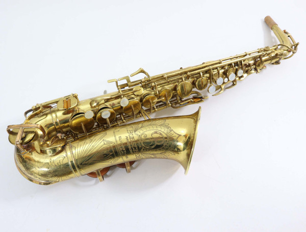 Buescher Big B alto saxophone refurbished
