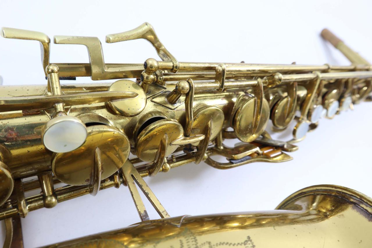 Buescher Big B alto saxophone refurbished 2