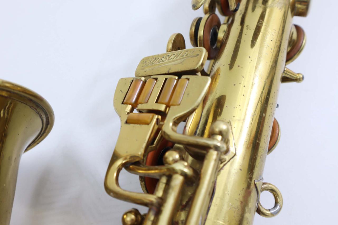 Buescher Big B alto saxophone refurbished 8