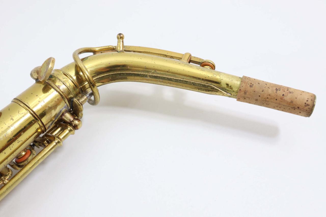 Buescher Big B alto saxophone refurbished 12