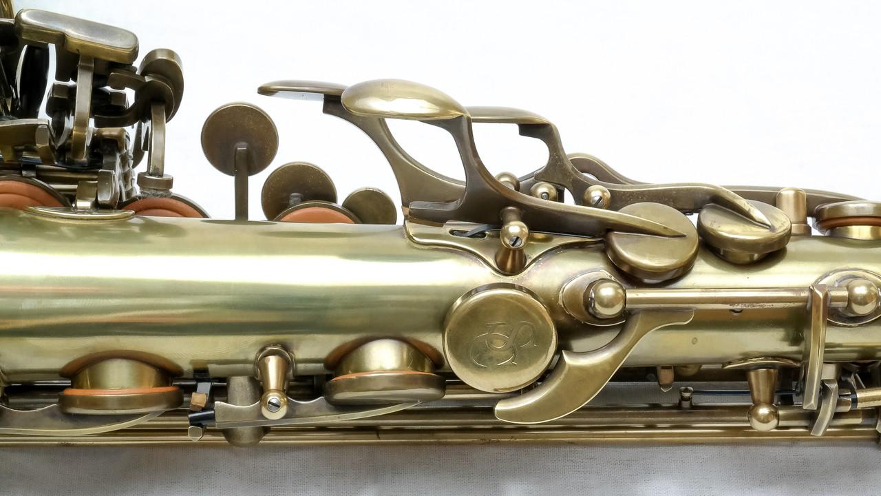 signature custom RAW xs alto saxophone 6