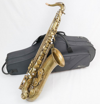 SIGNATURE CUSTOM RAW XS TENOR SAXOPHONE 1