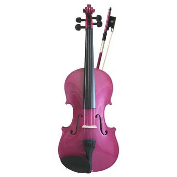 Rainbow Violin Pink
