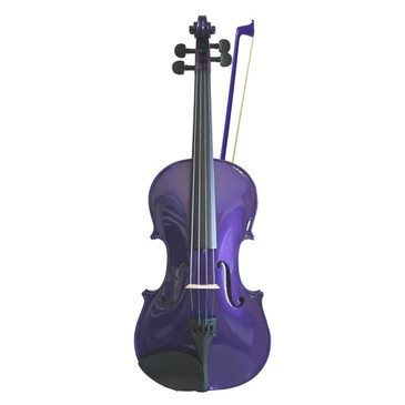 Rainbow Violin Purple