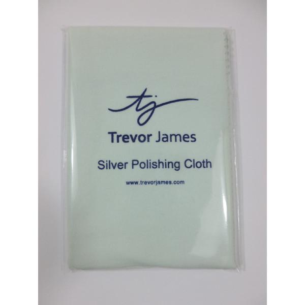 Trevor James Silver Polishing Cloth