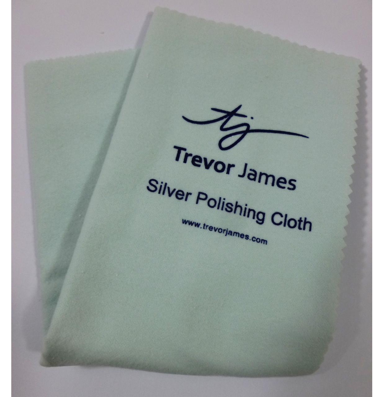 Trevor James Silver Polishing Cloth 1
