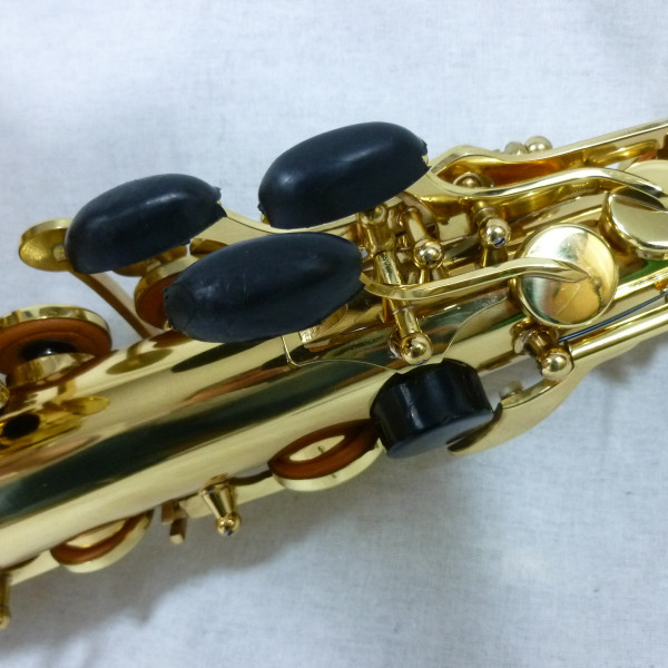 Runyon Saxophone Palm Key Risers