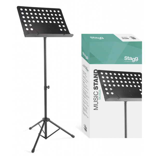 Stagg Orchestral Music Stand Musq5