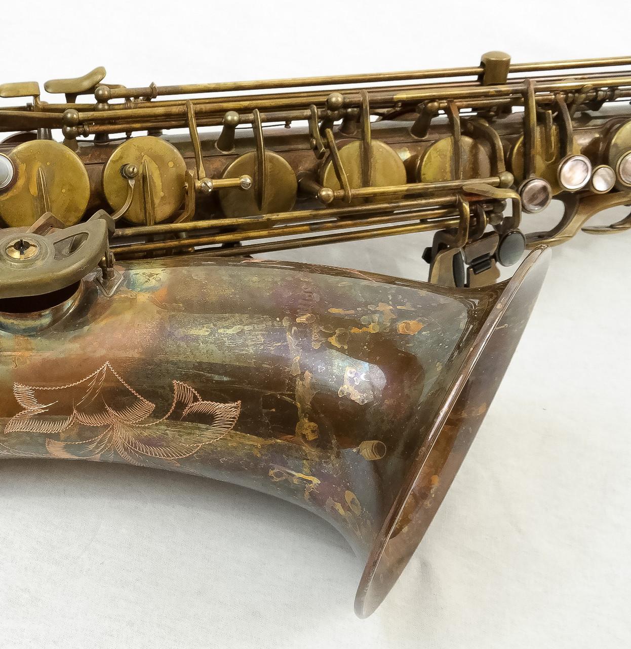 conn selmer 380 tenor sax