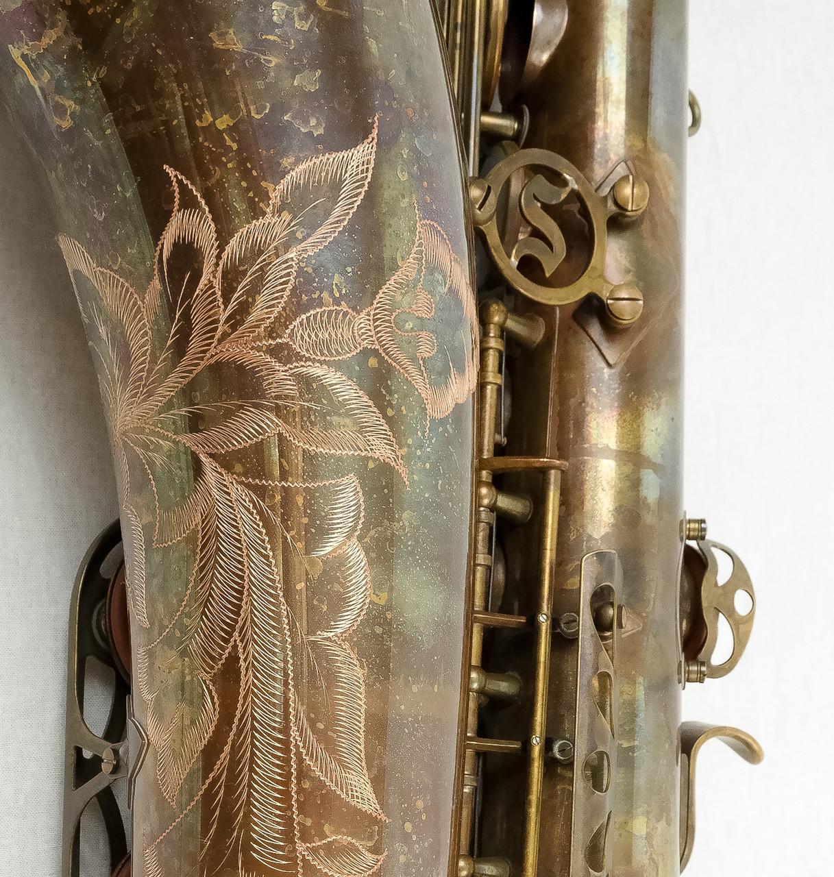 conn selmer 380 tenor sax 1