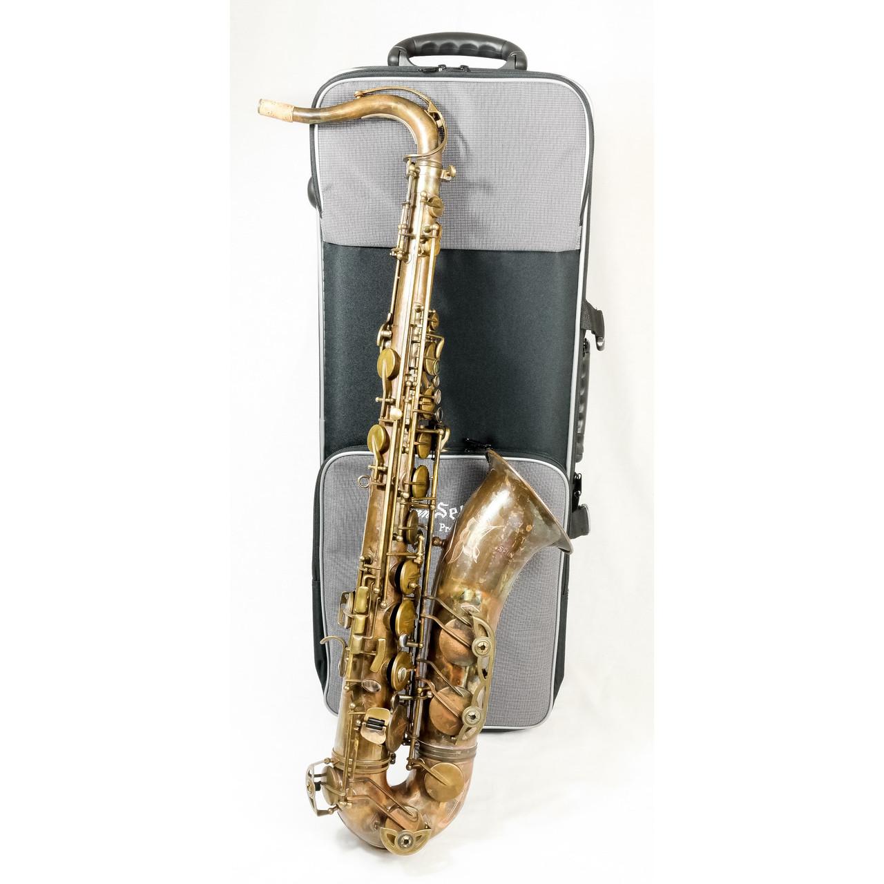conn selmer 380 tenor sax 2