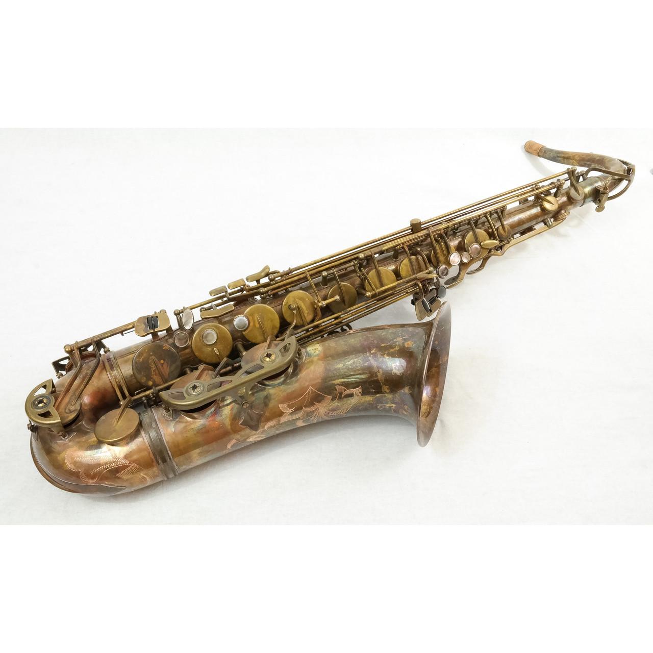 conn selmer 380 tenor sax 4