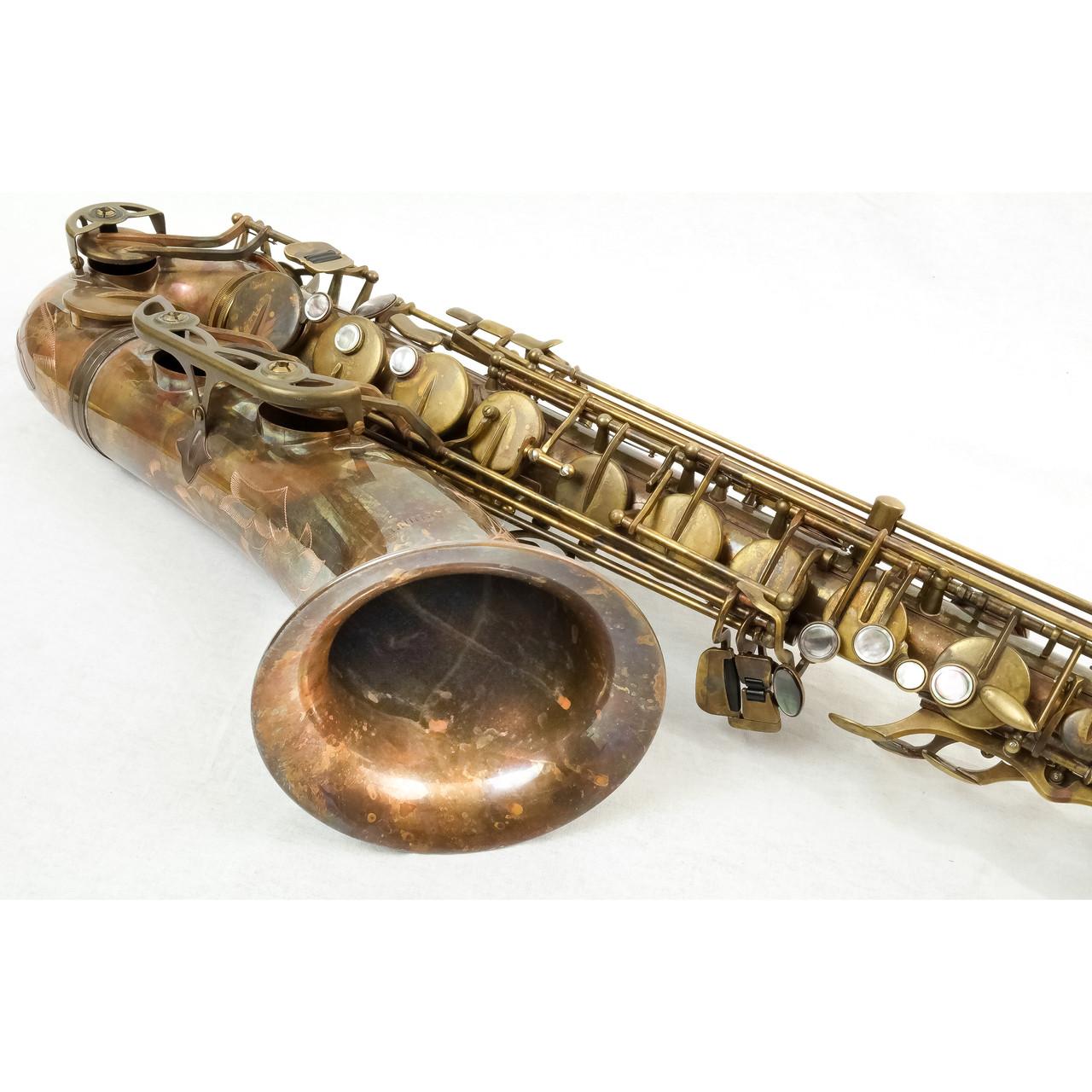 conn selmer 380 tenor sax 5