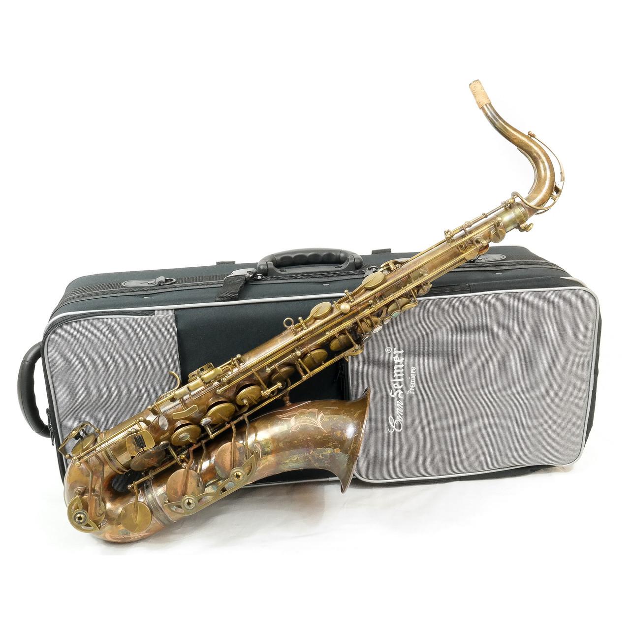 conn selmer 380 tenor sax 7