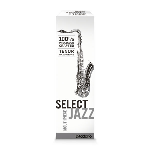 Daddario Jazz Select Tenor Sax Mouthpiece 2