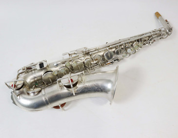 BUESCHER TRUE TONE SERIES IV ALTO SAXOPHONE c.1929 - REFURBISHED