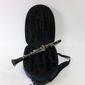 "BOOSEY AND HAWKES ""A"" EDGEWARE CLARINET - REFURBISHED"