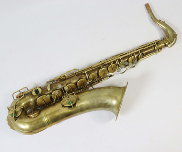 BUESCHER TRUE TONE SERIES IV TENOR SAXOPHONE c.1928 - REFURBISHED
