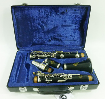 BUFFET B12 CLARINET - REFURBISHED