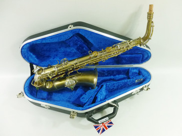 CONN NEW WONDER II (CHU BERRY) C. 1926 ALTO SAX - REFURBISHED