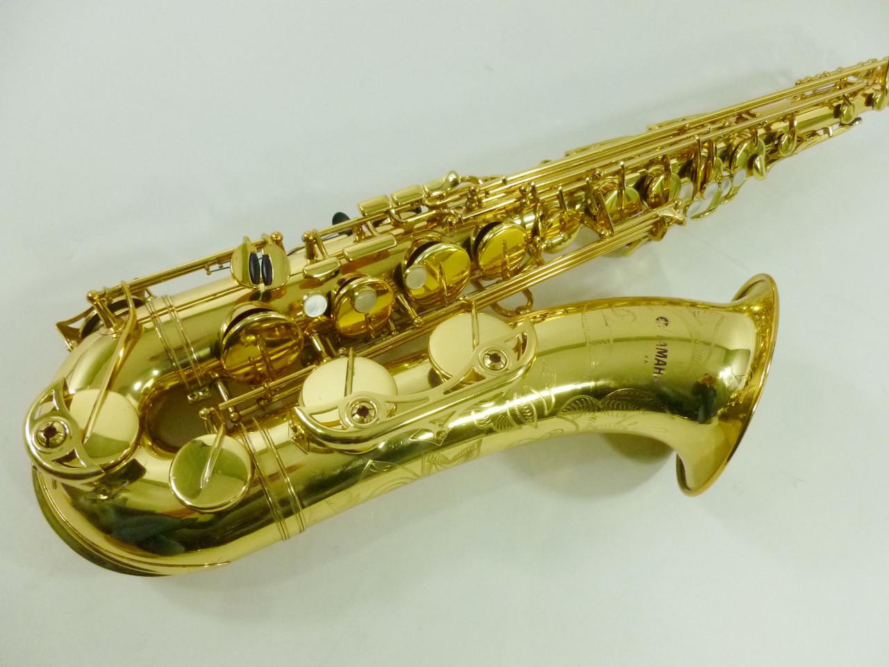 Yamaha YTS62 Tenor Sax Refurbished 1