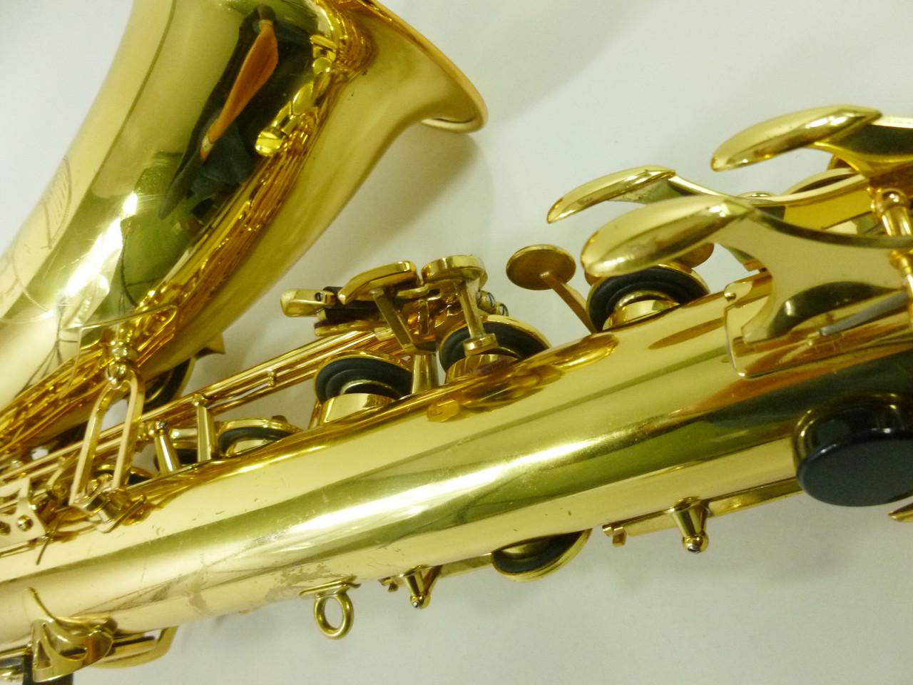 Yamaha YTS62 Tenor Sax Refurbished 4