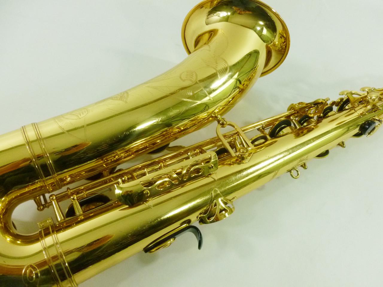 Yamaha YTS62 Tenor Sax Refurbished 8