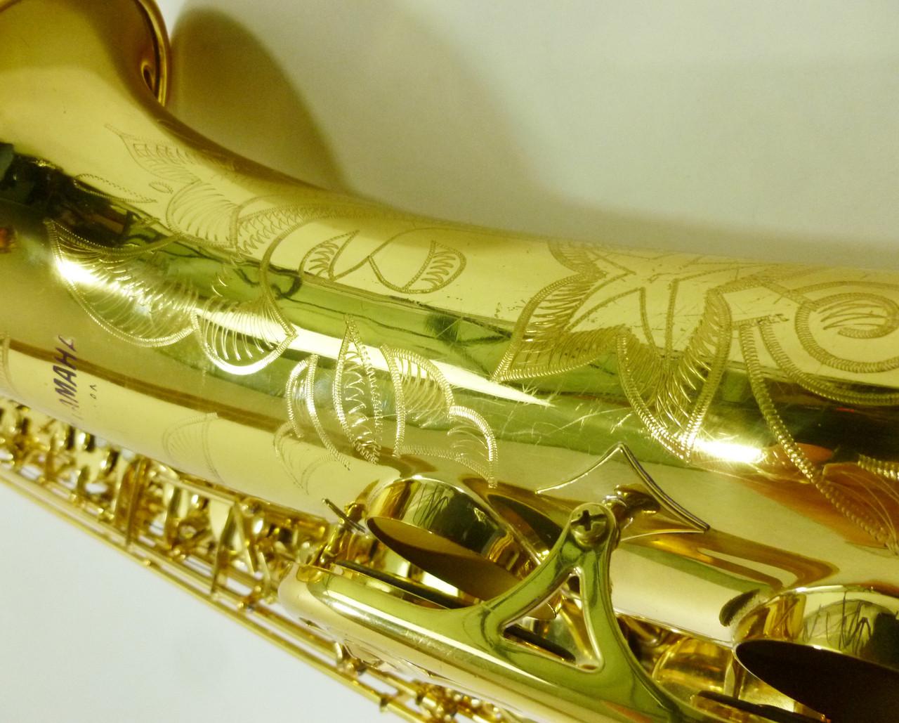 Yamaha YTS62 Tenor Sax Refurbished 2