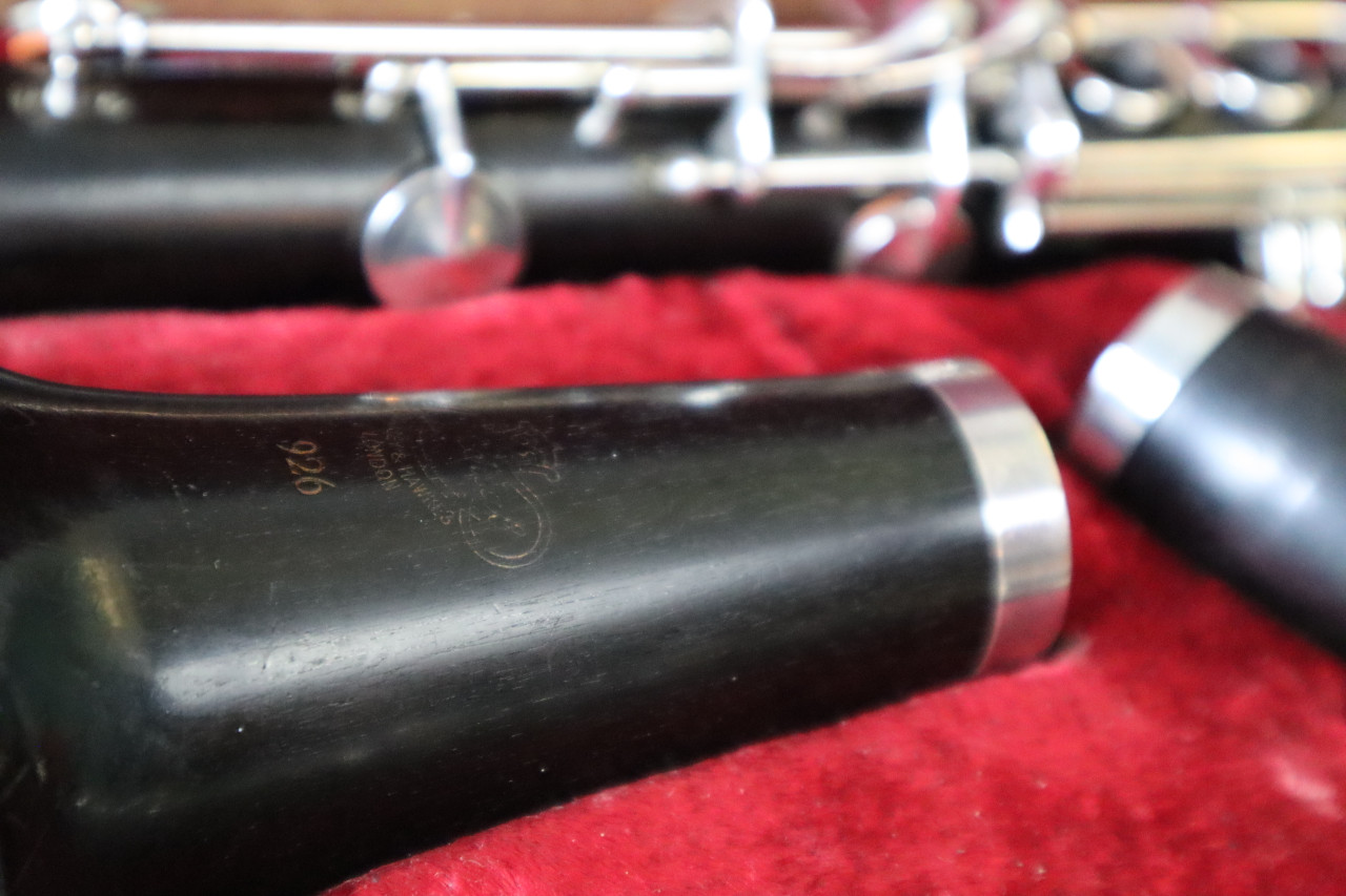 BOOSEY AND HAWKES IMPERIAL 926 Bb CLARINET - REFURBISHED 2