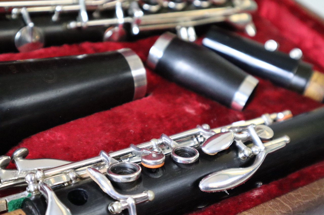 BOOSEY AND HAWKES IMPERIAL 926 Bb CLARINET - REFURBISHED 3