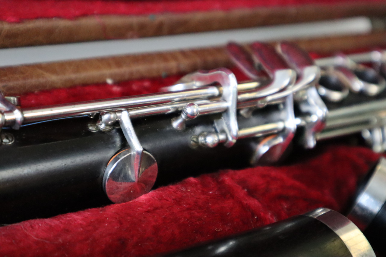 BOOSEY AND HAWKES IMPERIAL 926 Bb CLARINET - REFURBISHED 4