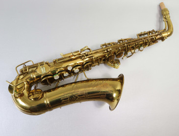 "CONN 6M ""LADYFACE/ NAKED LADY"" C. 1947 ALTO SAX - REFURBISHED"
