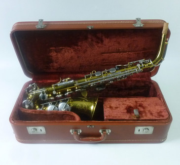 BUFFET SUPER DYNACTION ALTO SAX C.1957 - REFURBISHED