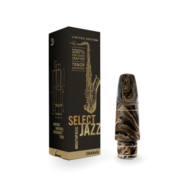 D'Addario Select Jazz Marble Tenor Sax 2