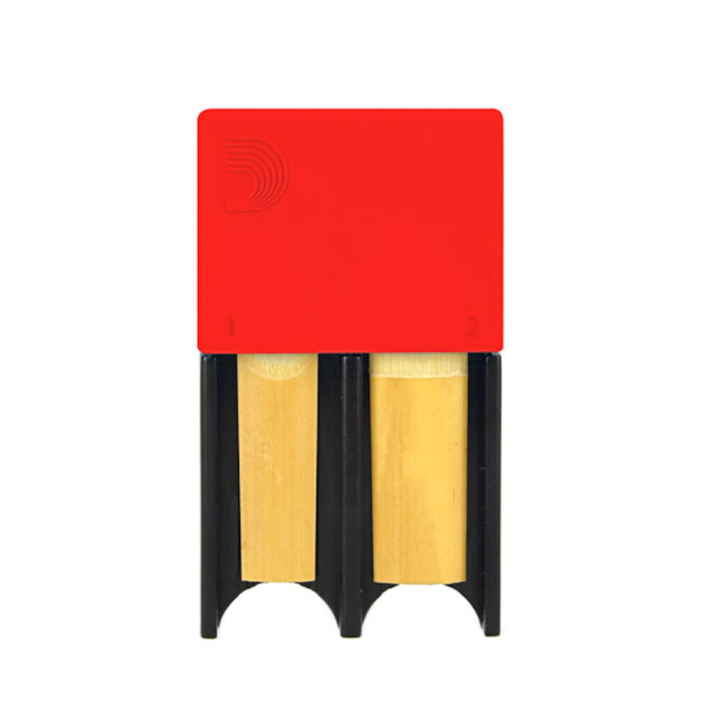 D'Addario Reed Guard Red