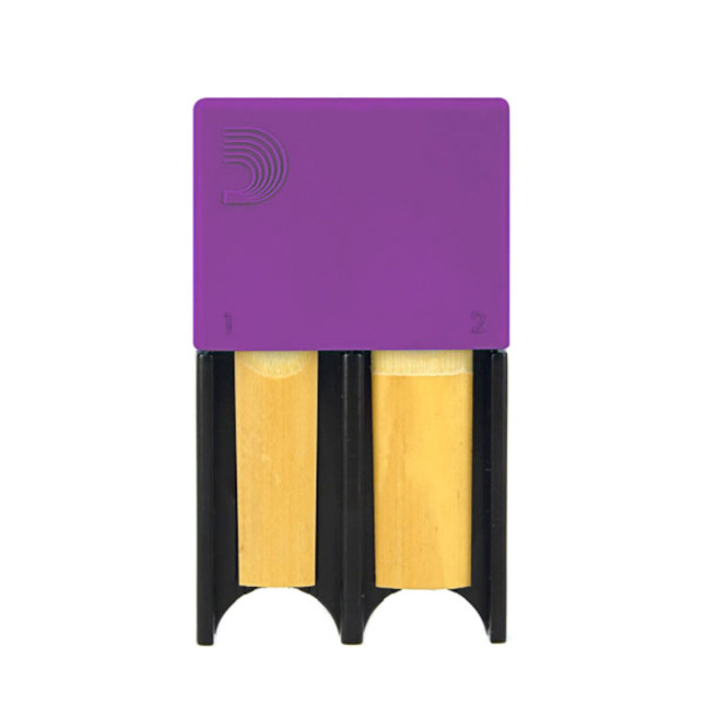 D'Addario Reed Guard Purple