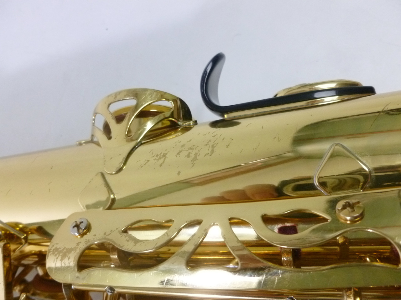 YAMAHA YTS 475 TENOR SAX (MADE IN JAPAN) - REFURBISHED 6