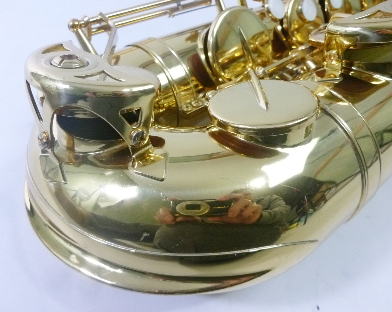 YAMAHA YTS 475 TENOR SAX (MADE IN JAPAN) - REFURBISHED 7