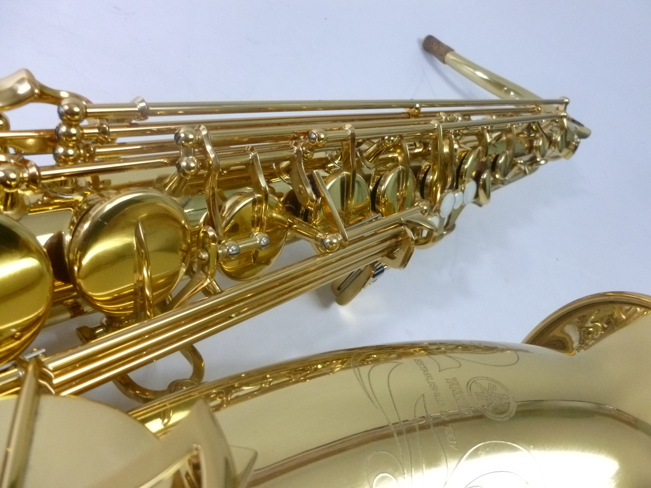 YAMAHA YTS 475 TENOR SAX (MADE IN JAPAN) - REFURBISHED 10