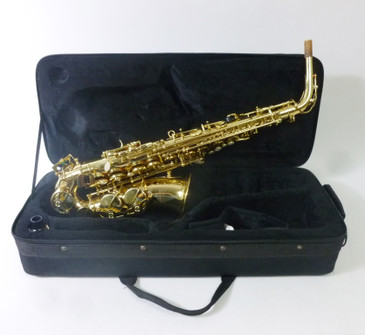 ELKHART 100AS ALTO SAXOPHONE - REFURBISHED