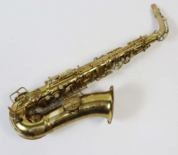 "CONN ARTIST NEW WONDER ""ARTIST SPECIAL"" ALTO  SAX C. 1927 - REFURBISHED"